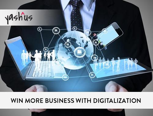 Digital business and digital tools