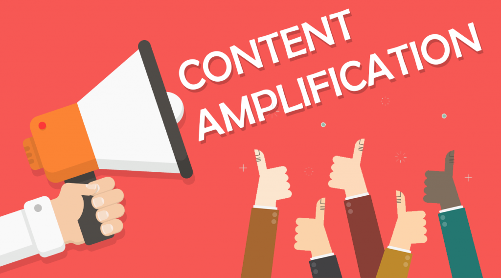 7 Ways You Can Amplify Your Content