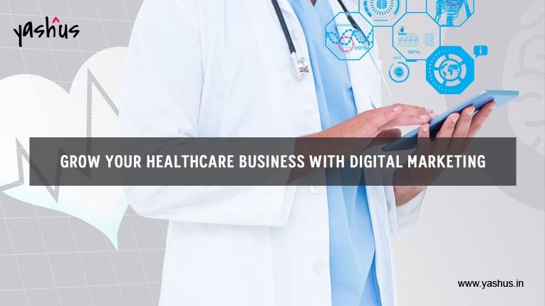 4 Best Healthcare Digital Marketing Tips | Yashus