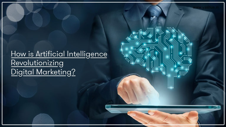How is Artificial Intelligence Revolutionizing Digital Marketing?
