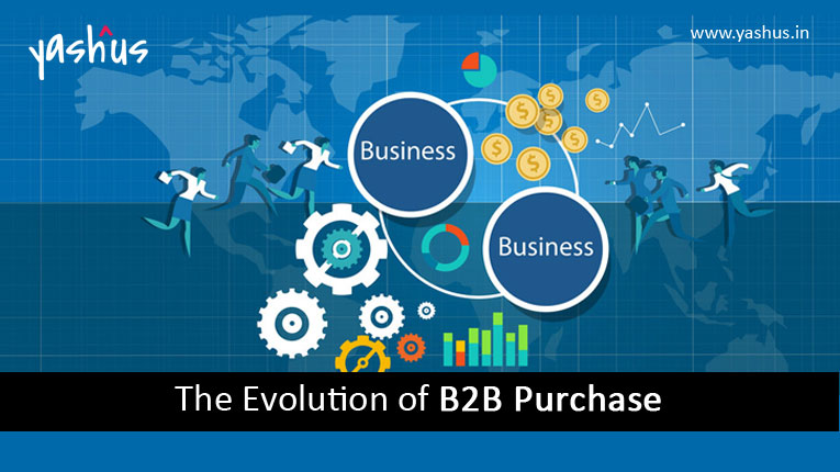 The Evolution of B2B Purchase
